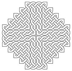 Celtic designs - Coloring Pages & Pictures - IMAGIXS
