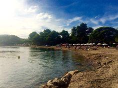Niu blau. Agost 2015 Ibiza, Blue, Ibiza Town