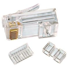 startech com cat 6 rj45 stranded modular plug connector 50 pack ideal rj45 cat6 modular plugs 25 pack 85 366 at the