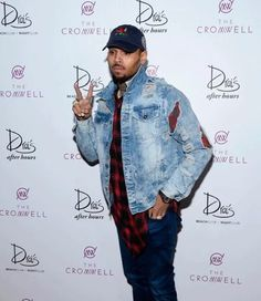 Chris Brown Allegedly Starts Off The Year With A Pow (Wow)