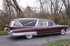 1960 Superior Cadillac Hearse - The Goethe Collection @ SeeMyCars.com  www.seemycars.com