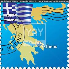 """Buy the royalty-free Stock vector """"Athens - capital of Greece"""" online ✓ All rights included ✓ High resolution vector file for print, web & Social Media"""