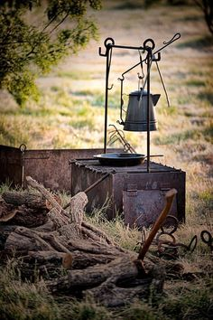 Coffee Brewing Country Style