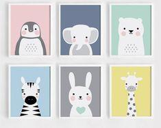 Digital prints/Nursery & Kids art/Printable wall art di ARTsopoomc