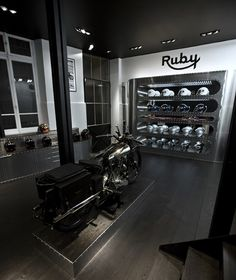 Stunning, flagship store for Ruby.