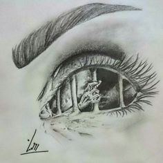 Captive drawings art is part of Scary drawings Sketches People - Captive Captive See it Scary Drawings, Dark Art Drawings, Pencil Art Drawings, Art Drawings Sketches, Tattoo Drawings, Tattoo Sketches, Creepy Sketches, Demon Drawings, Meaningful Drawings