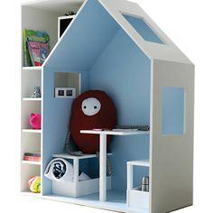 Casinha armário de MDF para crianças até sete anos. Preço sob consulta na Bododo www.bododo.com.br Leia mais