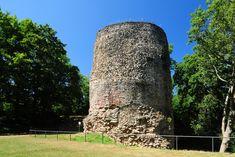 """Roman """"Drususstein"""" at the citadel in Mainz. ©Landeshauptstadt Mainz"""