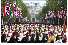 Wow!  What pageantry!