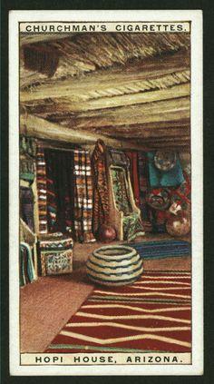 Hopi house, Arizona. - NYPL Digital Collections