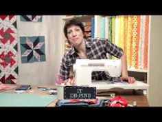 Quilty: Blocks-a-Go-Go: Twinkling Star 2 - YouTube