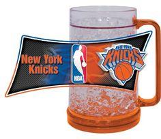 New York Knicks Freezer Mugs