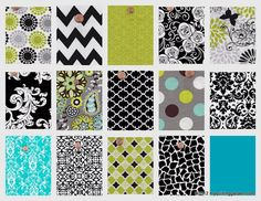 Cotton Designer Fabric Bundle Half Yard cuts by QuiltingGarden, $60.00