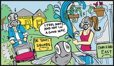 April 3, 2014 - The Gadfly - Residents around downtown can breathe easy knowing another coal terminal could be on its way.