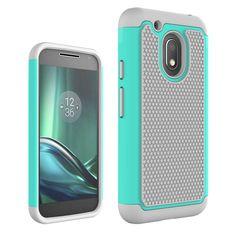 Motorola Moto G4 / G4 Plus 4th Gen Silicone Shockproof Cover