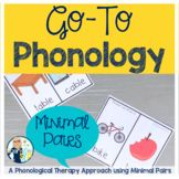 SLP Go-To Phonology Minimal Pairs/Oppositions