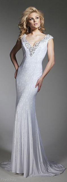 Tony Bowls Collection TBC213C04 Evening Gown