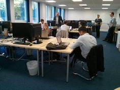 The Sales Team visit the Southampton Office https://www.facebook.com/FreshRelevance