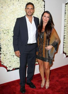 Mauricio Umansky and Kyle Richards