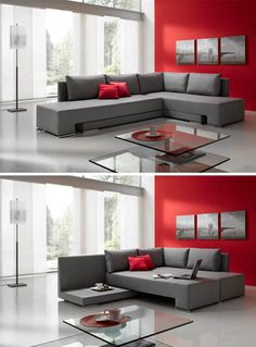 convertible simple sofa couch