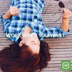 Millennials joined the gig economy motivated by a desire for freedom & flexibility.   #sharingeconomy #gigeconomy #ondemand #ondemandeconomy #ondemandapp #it #tech #technology #uber #airbnb #lyft #gig #freelancework #freelancers #freelancenation #workfromhome #career #millennials #sidehustle #makemoney #futureofwork