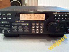 NAJSZYBSZY SKANER UNIDEN UBC 9000 XLT 25-1300 MHz!