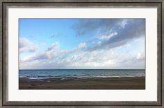 Marina Usmanskaya Framed Print featuring the photograph Fresh Wind Of The Baltic by Marina Usmanskaya MarinaUsmanskayaFineArtPhotography, BalticSea, FineArtPrints, ArtForHome