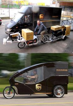 slow ottawa on Embedded Bike Trailer, Cargo Trailers, Electric Tricycle, Electric Cars, Velo Cargo, Trike Motorcycle, Touring Bike, Pedal Cars, Sidecar