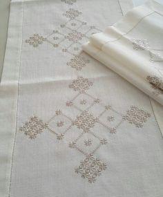 Hardanger Embroidery, Bargello, Renta, Star, Stars