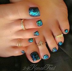 Beautiful Toes, Pretty Toes, Sexy Toes, Female Feet, Toe Rings, Cute Jewelry, Diamond, Nails, Autumn 2017