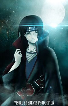 UCHIHA ITACHI By Ebents Graphiste Itachi Uchiha, Darth Vader, Fictional Characters