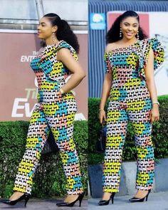 African Dashiki, African Fashion Ankara, African Fashion Designers, African Inspired Fashion, African Print Fashion, Ghanaian Fashion, Latest African Fashion Dresses, Africa Fashion, African Print Jumpsuit