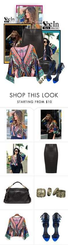 """Untitled #1123"" by littledeath11 ❤ liked on Polyvore featuring Dorothy Perkins, Bebe and Giuseppe Zanotti"