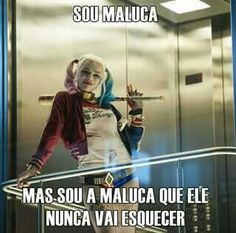 Então Harley Queen, Motivational Phrases, Clash Royale, Joker Quotes, Lol So True, Wallpaper Quotes, Nostalgia, Pasta, Jealousy Quotes
