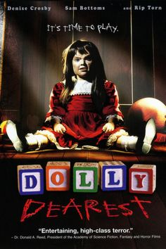 John's Horror Corner: Dolly Dearest (1991), Poltergeist meets Mexican Child's Play in this great evil doll movie! | Movies, Films & Flix