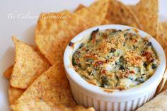 Mediterranean Spinach Artichoke Dip | Tasty Kitchen: A Happy Recipe Community!