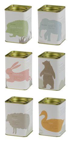 #design #packaging #tea