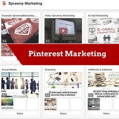 Pinterest wcale nie jest gorszy od Facebooka. Przeczytajcie artykuł i przekonajcie się o tym! http://bit.ly/pinterest-mark