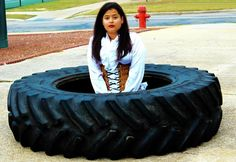 Stuck in the Tire