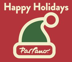 Happy Holidays from all of us at Parrano!