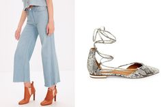 4 Ways To Pull Off Flares With Flat Shoes - Wheretoget