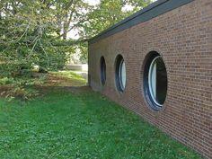 Philip Johnson Residence | Flickr - Photo Sharing!