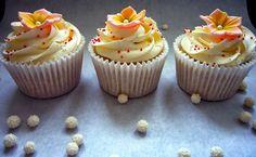 Sladká vášeň: Citrónové cupcakes