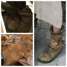 Cosplayer PippiStix shares some of the process on how she did the shoes for her Capable (Mad Max Fury Road) cosplay.