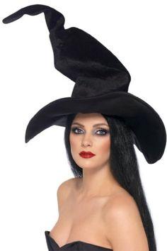 Générique - 350662 - Chapeau Sorcière Noir Femme Halloween Générique http://www.amazon.fr/dp/B000OWBLB6/ref=cm_sw_r_pi_dp_5exhwb0SQ87JR