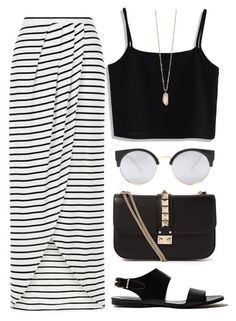 """#28"" by mandyhoran1 ❤ liked on Polyvore featuring New Look, Chicwish, Acne Studios, Valentino, Zoya and Forever 21"