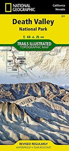 Us National Park List 25 Beautiful Bucket List Destinations Photojeepers Death Valley National Park Death Valley National Geographic Maps