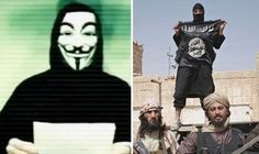 Anonymous Takes Down 5,500 ISIS Twitter Accounts, Begins Leaking Personal Info