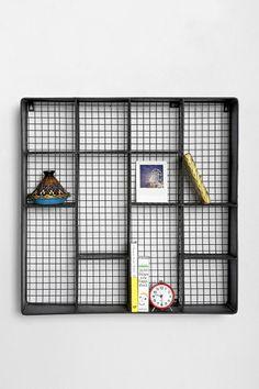 4040 Locust Metal Wall Rack #urbanoutfitters