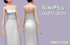 lilsimsie faves — shinasims: A very simple yet elegant wedding...